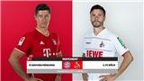 Soi kèo nhà cái Bayern vs Cologne. TTTT HD trực tiếp bóng đá Đức Bundesliga (22h30, 22/8)