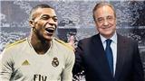 CẬP NHẬT diễn biến vụ Real Madrid hỏi mua Mbappe