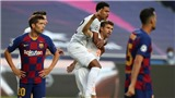 VIDEO Barcelona vs Bayern, Bảng E Cúp C1/Champions League