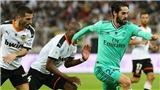 VIDEO Valencia vs Real Madrid, La Liga vòng 5