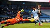 VIDEO Man City vs Burnley, Ngoại hạng Anh vòng 8