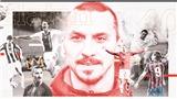 Ibrahimovic tuổi 40: Tự tin và... tàn nhẫn hơn bao giờ hết