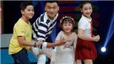 Xem 'Nhanh như chớp nhí' tập 2: Bé gái 7 tuổi có bố làm 'đại gia' khiến MC Trấn Thành 'choáng váng'
