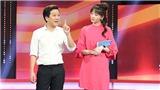 VIDEO: Trường Giang hứa tặng Hari Won 50 triệu nếu có thể dẫn chương trình một mình
