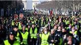 Pháp: Bạo lực đột ngột bùng phát trong cuộc biểu tình 'Áo vàng'