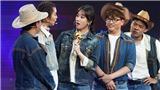 VIDEO: Hari Won từng 'sống trong nước mắt' khi bị Trường Giang chê tơi tả