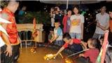 Cô gái 8x giữ hồn Trung Thu bằng múa rối nướcgiữa Sài Gòn