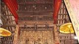 Chiêm ngưỡng bảo vật quốc gia Cửa võng đình Diềm ở Bắc Ninh