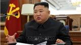 Nhà lãnh đạo Kim Jong-un chủ trì hội nghị Quân ủy Trung ương Triều Tiên