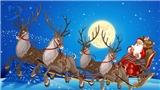 Truyện cười: Xin quà Noel