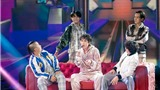 'Thần tượng đối thần tượng': VP Bá Vương gửi thông điệp 'ở nhà' giữa mùa dịch