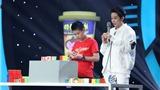 'Siêu tài năng nhí': Cậu bé 'treo ngược người' chơi rubik khiến Hari Won kinh ngạc