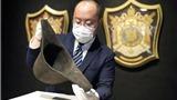 Đấu giá chiếc mũ của Hoàng đế Napoleon được xác định nhờ ADN