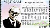 Phát hành bộ tem kỷ niệm 100 năm ngày sinh nhạc sỹ Lưu Hữu Phước