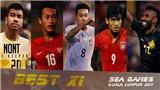U22 Việt Nam vắng bóng, người Thái áp đảo đội hình tiêu biểu SEA Games 29