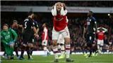 VIDEO Arsenal 2-2 Crystal Palace: 'Pháo thủ' thiếu bản lĩnh, dễ mắc sai lầm