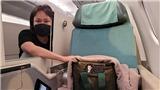 Việt Hương đích thân đưa tro cốt Phi Nhung về Mỹ cho con gái
