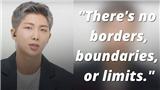 RM chính thức đáp trả antifan chuyện BTS hát nhạc tiếng Anh
