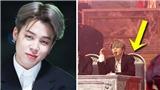Jimin BTS tránh tai nạn biểu diễn chuyên nghiệp như thế nào?