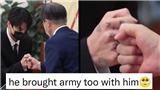 Khoảnh khắc thú vị trong cuộc gặp BTS với Tổng thống Hàn Quốc