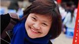 Gặp lại tác giả được đưa vào SGK: Nhà văn Thụy Anh - vui cùng tiếng Việt
