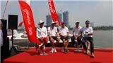 Thuyền buồm Idec Sport đến Việt Nam