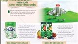 Thực phẩm organic đóng vai trò quan trọng với sức khỏe của trẻ em
