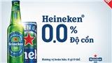 Heineken lần đầu ra mắt bia 0.0% độ cồn tại Việt Nam