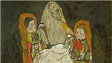 Chiêm ngưỡng kiệt tác hội họa trăm năm tại triển lãm số 'Hình ảnh và khoảng cách'
