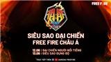 Siêu Sao Đại Chiến Free Fire Châu Á 2020 khởi tranh với giải thưởng lên tới 80,000 USD