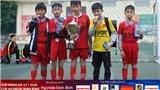 Giải bóng đá U11 Ninh Bình 2020 – Cup Hyundai Ninh Bình lần thứ nhất diễn ra thành công tốt đẹp