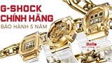 Đồng hồ G-Shock chính hãng, thách thức mọi giới hạn cùng chế độ bảo hành 5 năm toàn quốc