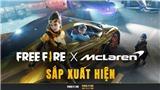 Garena Free Fire cùng McLaren Racing hợp tác ra mắt xe McLaren P1™ và vật phẩm độc quyền MCLFF phiên bản game