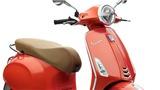 Xe Vespa lôi cuốn với bộ sưu tập màu mới