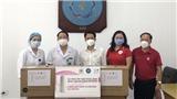Nu Skin Việt Nam tiếp sức cho tuyến đầu chống dịch