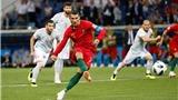 Video bàn thắng trận Bồ Đào Nha 3-3 Tây Ban Nha: Ronaldo lập hat-trick cực đỉnh
