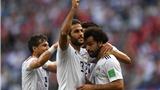 Video clip bàn thắng Saudi Arabia 2-1 Ai Cập: Salah ghi bàn nhưng Ai Cập vẫn thua