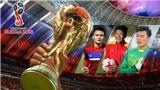 Các ngôi sao U23 Việt Nam thích Bỉ và Bồ Đào Nha vô địch World Cup 2018