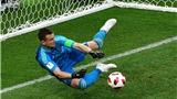 Video clip bàn thắng Tây Ban Nha 1-1 Nga: Akinfeev sắm vai người hùng
