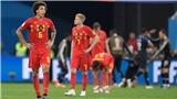 Ấn tượng World Cup: Thế hệ vàng của Bỉ hay nhưng thiếu may mắn