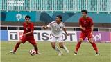 ĐIỂM NHẤN U23 Việt Nam 1-1 (pen 3-4) U23 UAE: Phòng ngự tuyến hai yếu. Tiến Dũng không còn 'xuân' trên chấm 11m