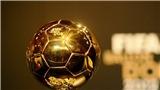 Công bố danh sách ứng viên Quả bóng Vàng 2018