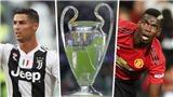 Lịch thi đấu và trực tiếp Cúp C1/Champions League hôm nay
