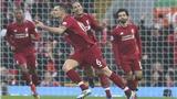 VIDEO Liverpool 4-0 Newcastle: Củng cố ngôi đầu bảng, tiến bước dài ở cuộc đua vô địch