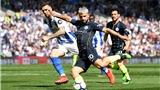 VIDEO Brighton 1-4 Man City: Man City bảo vệ thành công chức vô địch