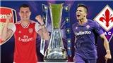 Xem trực tiếp bóng đá Arsenal vs Fiorentina ở ICC Cup (05h00 ngày 21/7). Trực tiếp FPT Play
