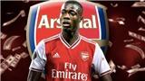 TRỰC TIẾP vụ chuyển nhượng Nicolas Pepe đến Arsenal với giá kỷ lục 72 triệu bảng