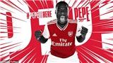 Arsenal CHÍNH THỨC chiêu mộ Nicolas Pepe với giá kỷ lục