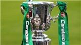 Lịch thi đấu và trực tiếp bóng đá Cúp Liên đoàn Anh: MU vs Rochdale