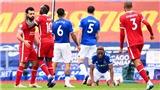 ĐIỂM NHẤN Everton 2-2 Liverpool: Liverpool khổ vì chấn thương và VAR. Salah, Thiago tỏa sáng